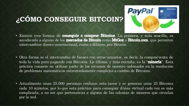 bitcoin problema matematico
